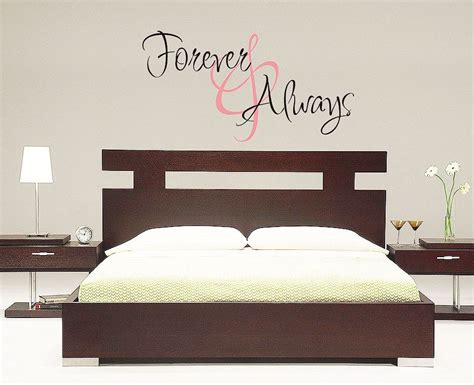Bedroom Wall Stickers Ideas For Your Sweet Dreams