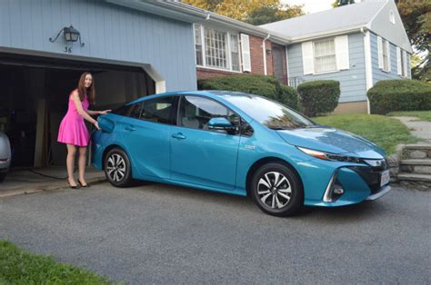 In The End, I Bought A Toyota Prius Prime Plug