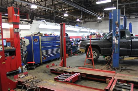 Balducci's Auto Service  Seeinside Repair Shop, Cherry