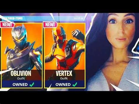 oblivion vertex skins  fortnite battle royale