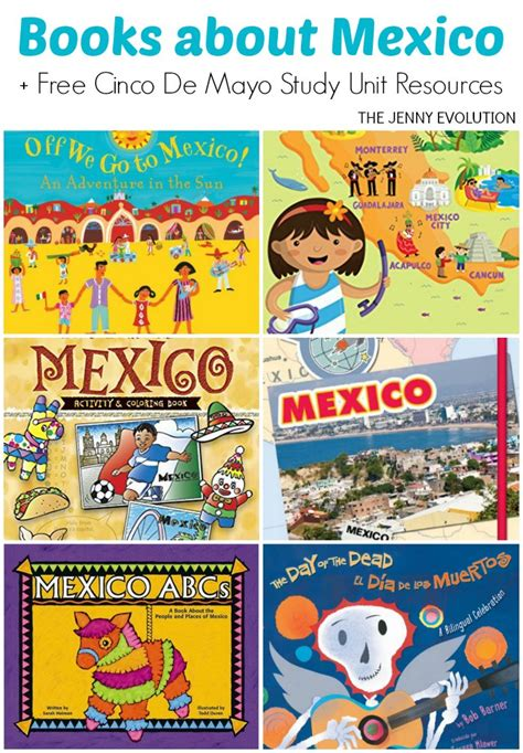 books about mexico for the evolution 817 | Books about Mexico for Kids