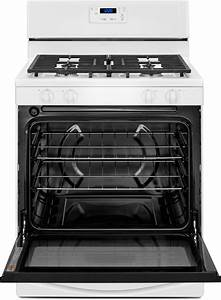 Whirlpool Wfg320m0bw 30 Inch Freestanding Gas Range With 4