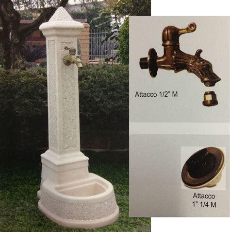 rubinetto fontana fontana a colonna parigi rubinetto piletta fontparigi