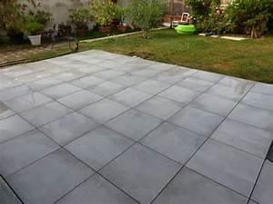 Dalles Sur Plots Pour Terrasse : plan it dalles gr cerame pour terrasse sur plots ~ Premium-room.com Idées de Décoration