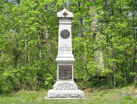 monument     york volunteer infantry regiment