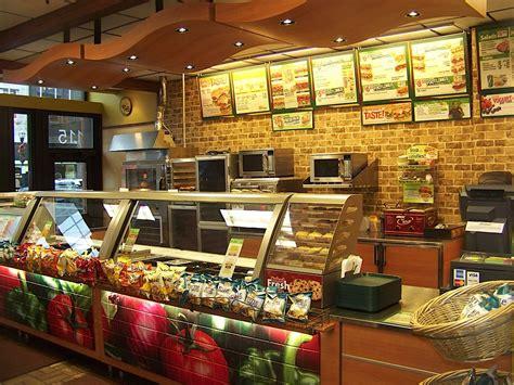cuisine subway subway