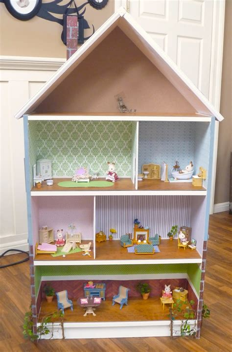 dollhouse bookcase billy hack ikea hackers