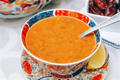 cuisine marocaine ramadan la recette de la soupe harira marocaine