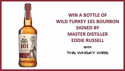 Bourbon National Turkey Wild Whisky Happy Competition