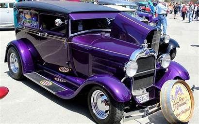 Rod Purple Ford Tuning Retro Wallpapers Wallpaperup