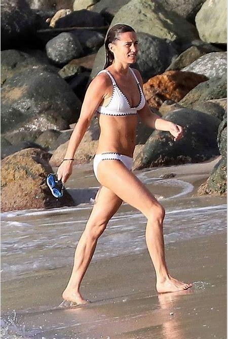 Pippa Middleton Nude & Bikini Pics from Caribbean Islands ...