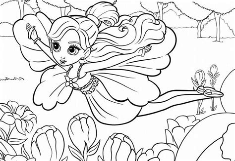 Cartoon Coloring Pages For Teenagers Girls Kids Colouring