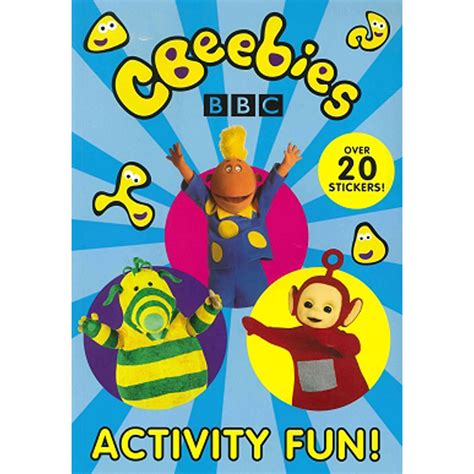 cbeebies activity by activity at the works