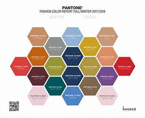 Pantone Colours 2017 PANTONE Fashion Color ReportFall