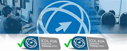 Icdl Experts Academy Asia Accredited Welcome Certification