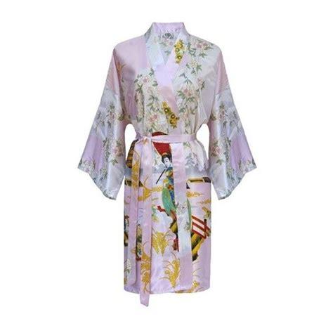 robe de chambre femme satin 25 beste ideeën robe de chambre femme op