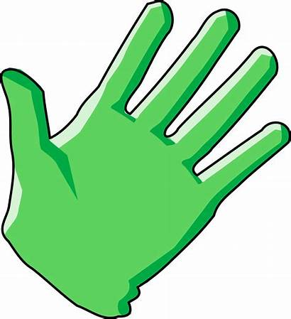 Glove Clipart Clip Vector Cleaning Gloves Plastic