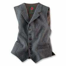 Klassische Englische Sakkos : kinbury weste aus irischem tweed bestellen the british ~ Jslefanu.com Haus und Dekorationen