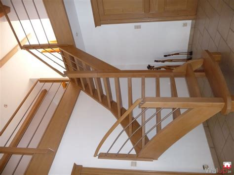 pose escalier quart tournant pose d un escalier en ch 234 ne par menuiserie tournaisienne