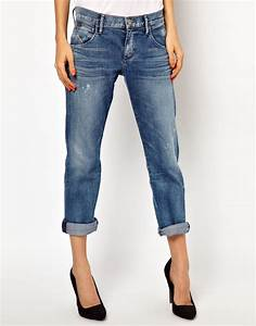 Goldsign His Jean Boyfriend Jeans in Blue (hisjeaninruby ...