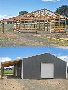 best 25 40x60 pole barn ideas on pinterest pole barn With 40x60 pole barn cost