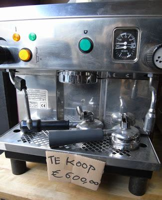 Espresso House Doetinchem Te Koop by Antwerp Barista Te Koop For Sale Bezzera Bz99