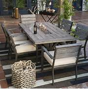 Garden Dining Sets Asda by 25 Best Ideas About Fire Pit Table On Pinterest Outdoor Fire Pit Table Fi