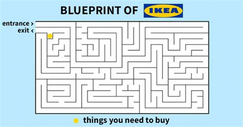 Ikea Furniture Meme - 18 jokes you ll find hilarious if you ve ever been to ikea blazepress