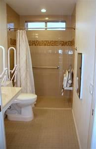 Rancho Bernardo Accessible Bathroom Remodel