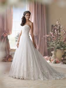 brautkleid stile david tutera wedding dresses 2016 modwedding