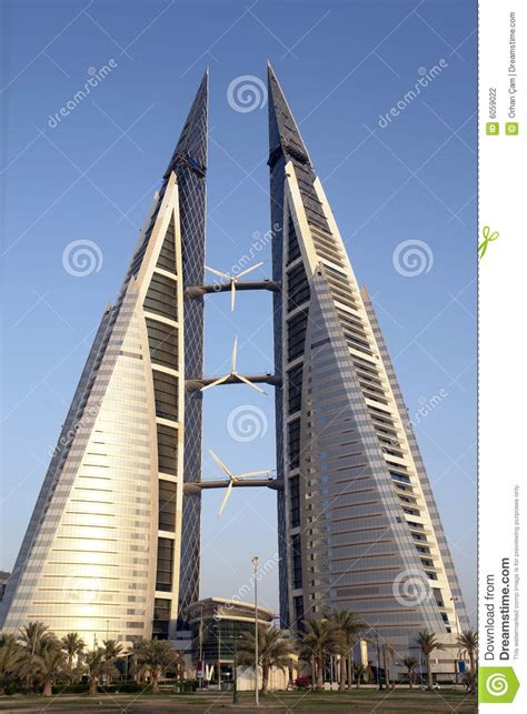 World Trade Center - Bahrain Redaktionelles ...