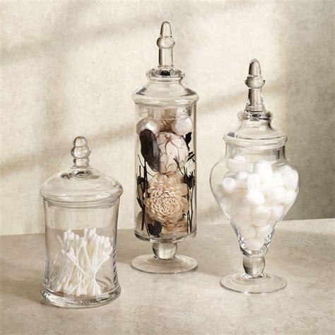 how to decorate apothecary jars aris glass apothecary jar set