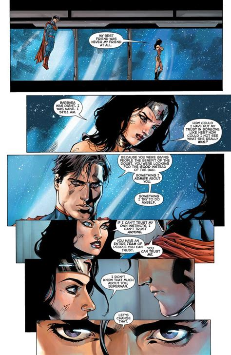 Kiss Anime Justice League Scans Daily Justice League 14 Wonder Woman And