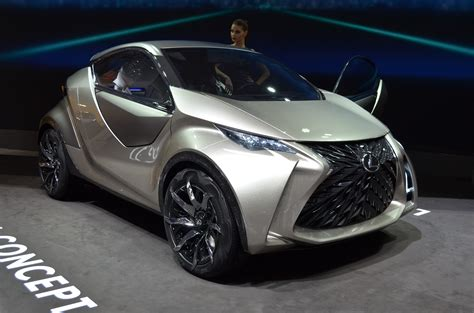big lexus car lexus lf sa concept little car big style toyota nation