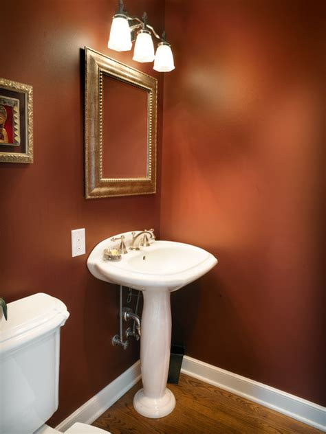 bath  traditional powder room columbus  js