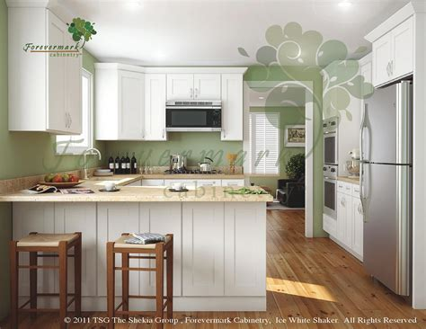 buy unfinished cabinets online buy ice white shaker kitchen cabinets online