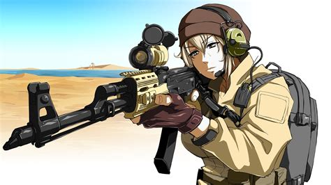 Anime Gun Wallpaper - anime gun wallpaper wallpapersafari