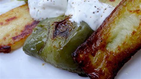 les sauces en cuisine légumes grillés sauce au yaourt la tendresse en cuisine