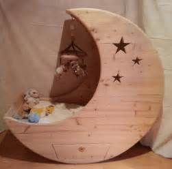 home building blueprints diy moon shaped cradle