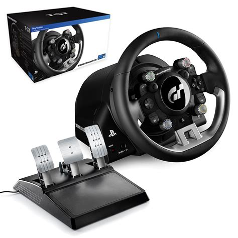 Volante Ps4 by Thrustmaster T Gt Racing Wheel For Ps4 Pc The Gamesmen