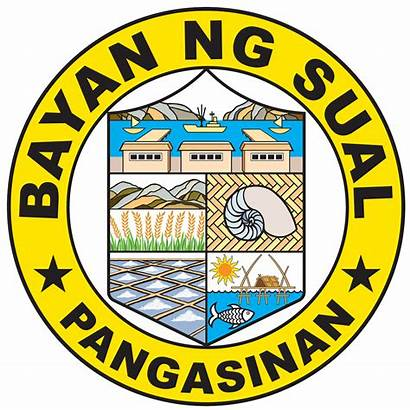 Official Pangasinan Sual Seal Seals Province Website