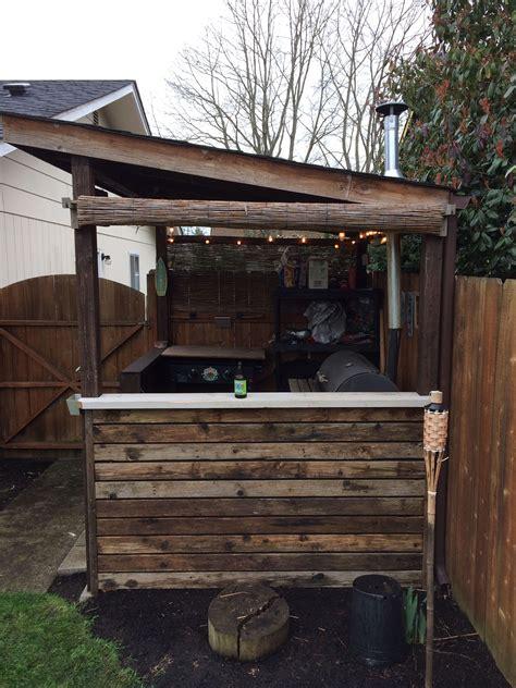backyard bbq restaurant bbq shack my bar gartenbar grillstation aussenk 252