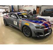 The Camaro GT4R Race Car Debuts This Weekend Heres What