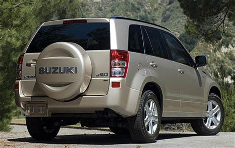 Suzuki Suv 2007 by 2007 Suzuki Grand Vitara Information And Photos Zomb Drive