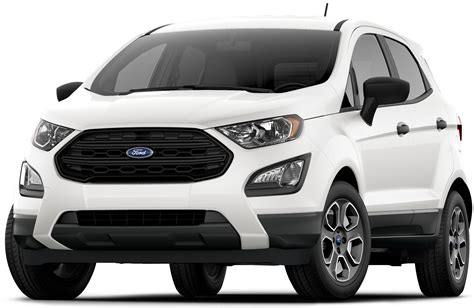 ford ecosport incentives specials offers