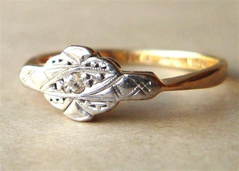 art deco engagement ring onewed com