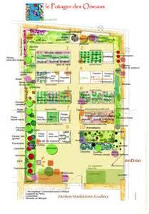 Plan Jardin Potager Bio by Le Jardin Potager C Est Comme 231 A En 2010 Jardin