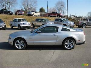 2011 Ford Mustang GT Premium Coupe in Ingot Silver Metallic - 132659 | Jax Sports Cars - Cars ...