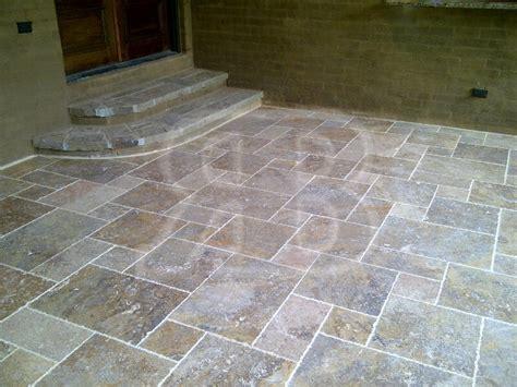 cost to install travertine floor tile floor matttroy