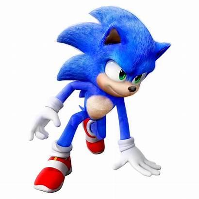Sonic Movie Render Deviantart Nibroc Rock Hedgehog